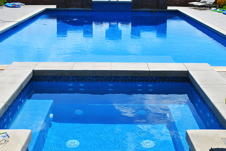 Concrete Pools and Waterfalls By Tom Blodgett and World Class Pools of Pittsburgh
